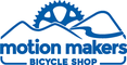 Motion Makers Bicycle Shop Logo