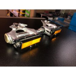 Shimano VINTAGE 600 (PD-6207) Clip-Style Road Pedals