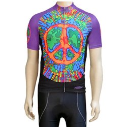 Clean Motion Peace Sign Jersey