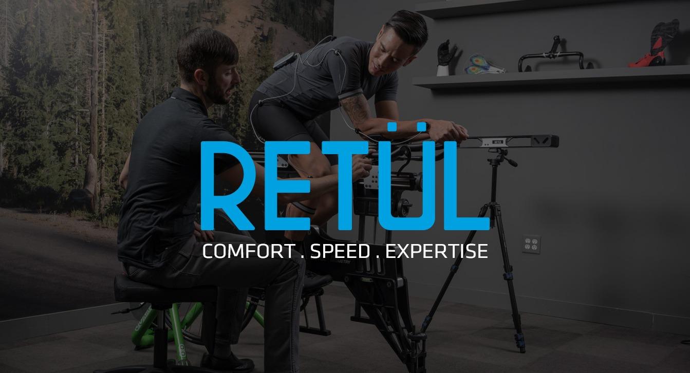 Retül Bike Fit - Comfort, Speed, Expertise