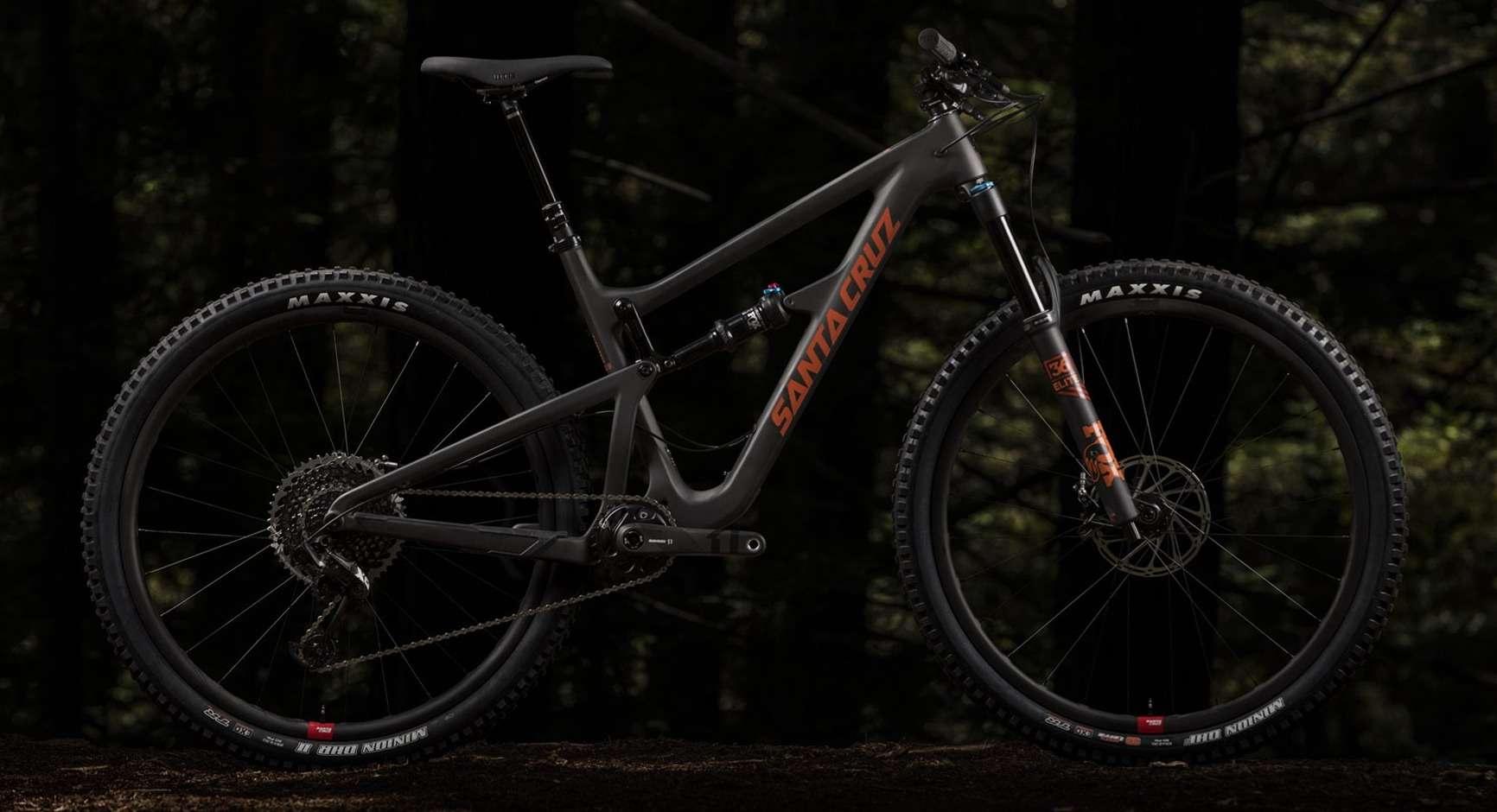 Santa Cruz Bikes / Santa Cruz Demos