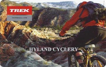 Hyland Cyclery Gift Card