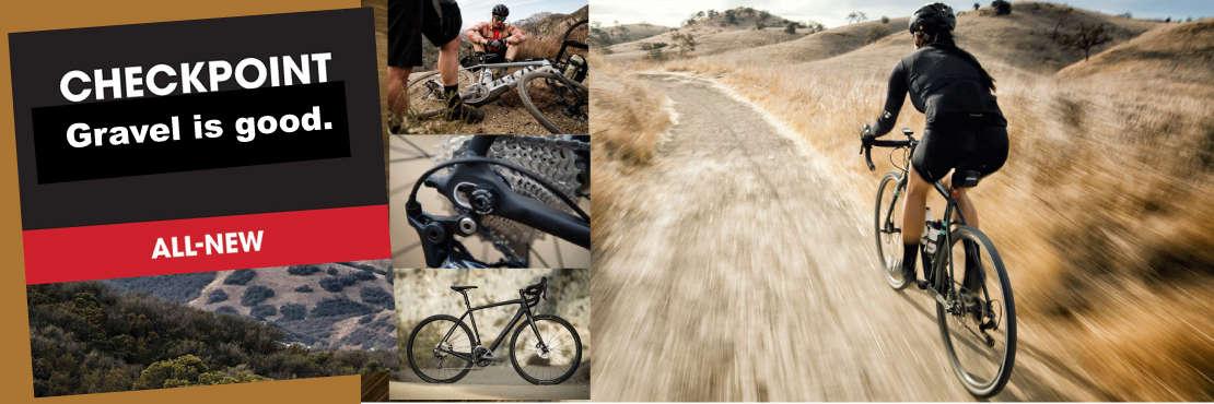 gravel bike promo the spoke shop