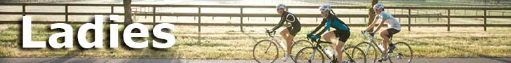 Womens bikes and cycling gear