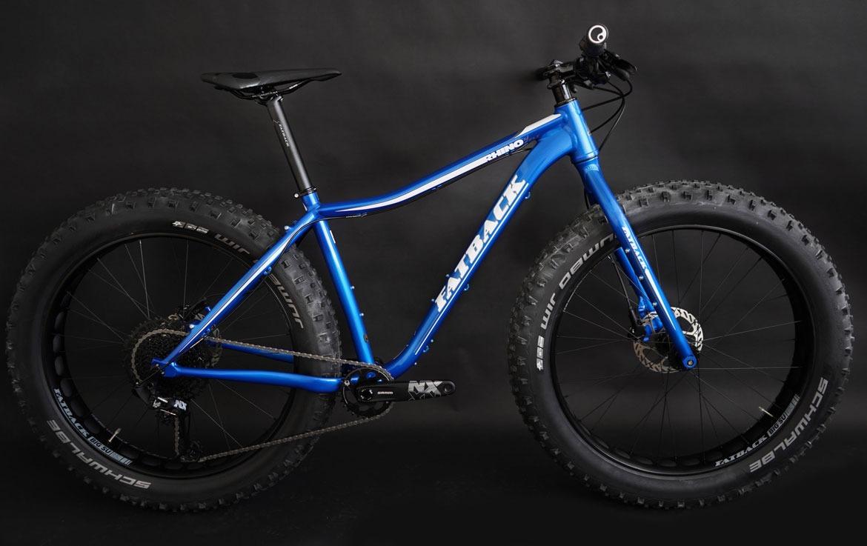 Fatback bike