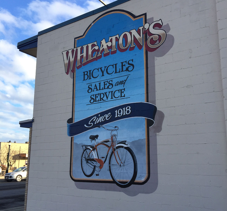 Wheaton's Cycle store