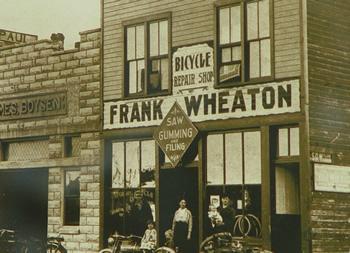 Original Wheaton's Store