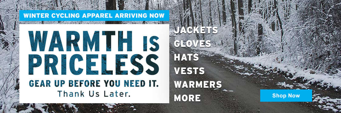 Warmth is Priceless. Shop cold-weather apparel today!