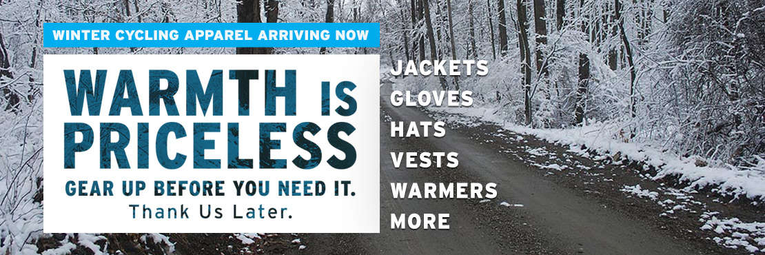 Shop Winter Apparel!
