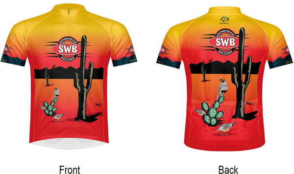 SWB Quail Jersey