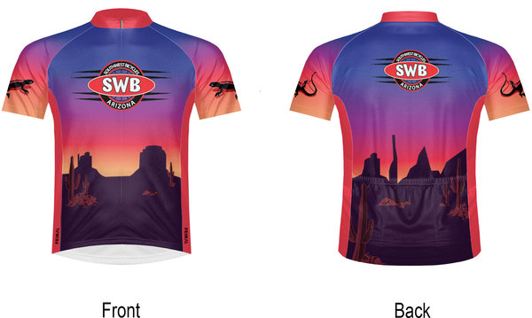 SWB Sunset Jersey