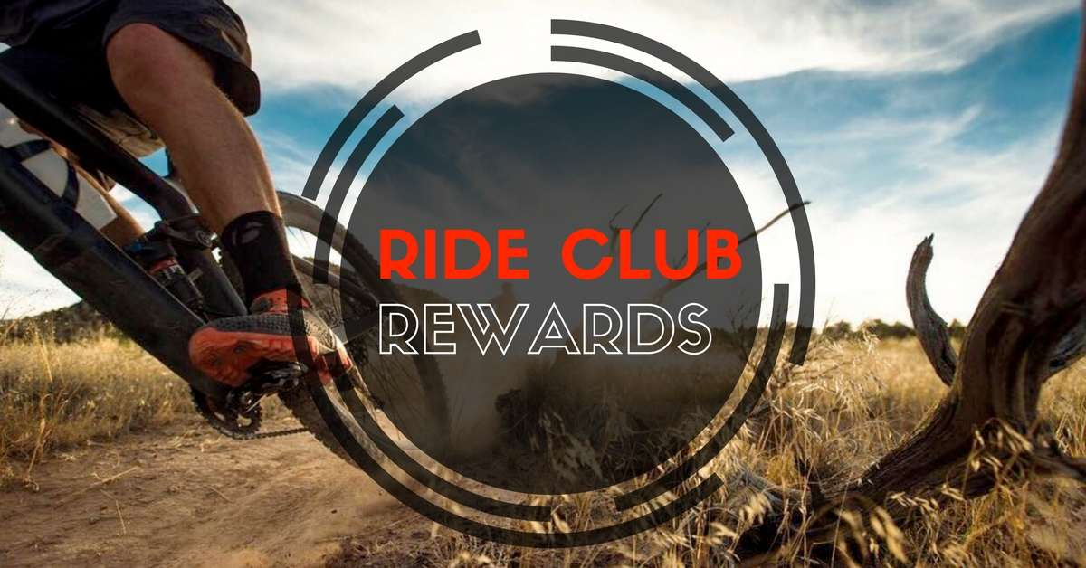 Ride Club Rewards