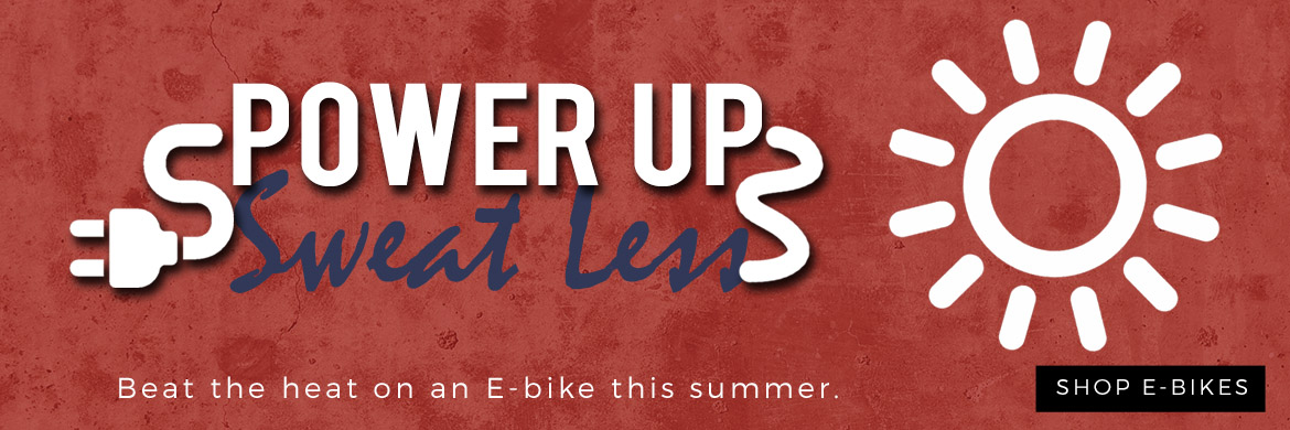 Power up with an ebike from SouthWest Bicycles