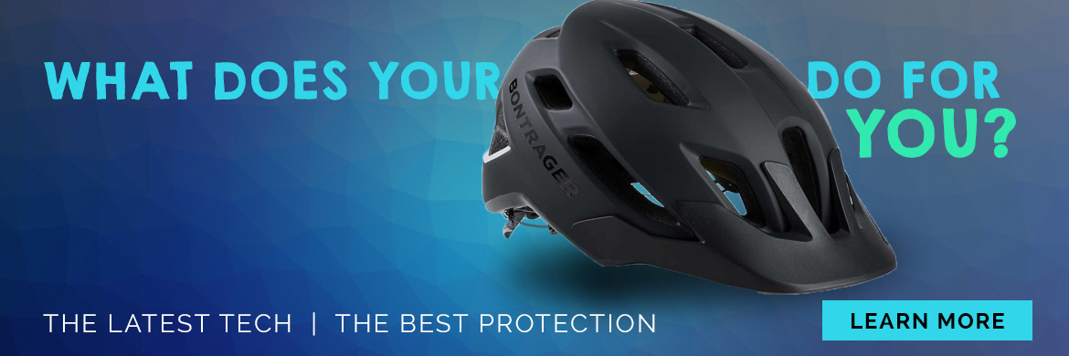 What does your helmet do for you? The latest tech.