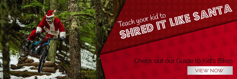Kid's Bike Guide