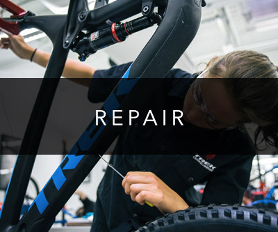Bicycle Repair at SouthWest Bicycles
