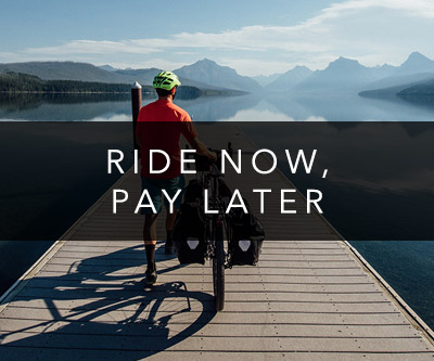 SWB Ride Now, Pay Later Financing