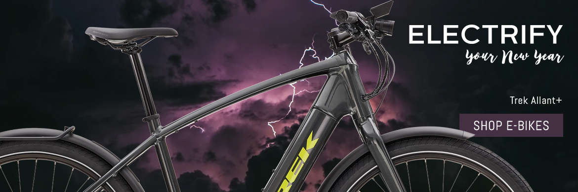Electrify your new year with ebikes from SouthWest Bicycles