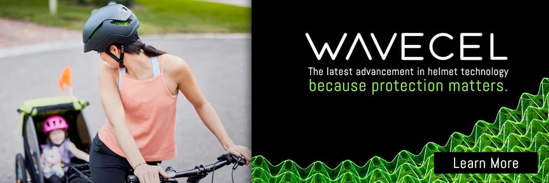 WaveCel Helmet Technology from Bontrager