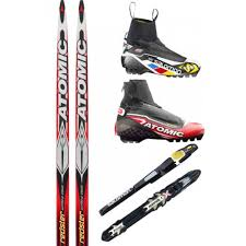 Image result for XC Ski Packages atomic nordic