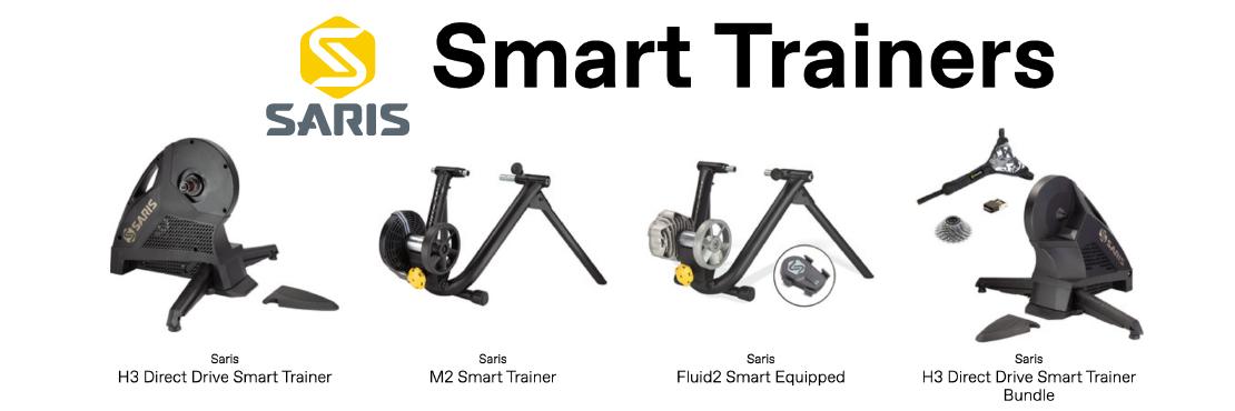 Saris Indoor Smart Trainers