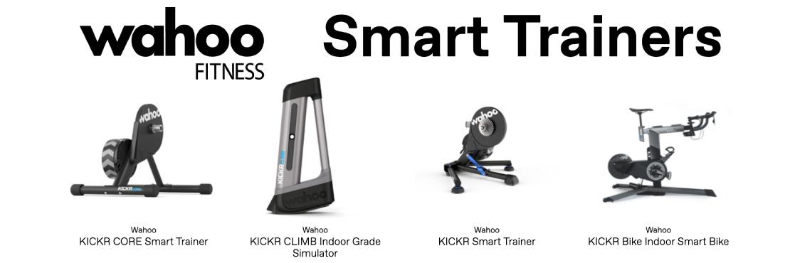 Wahoo Smart Indoor Trainers
