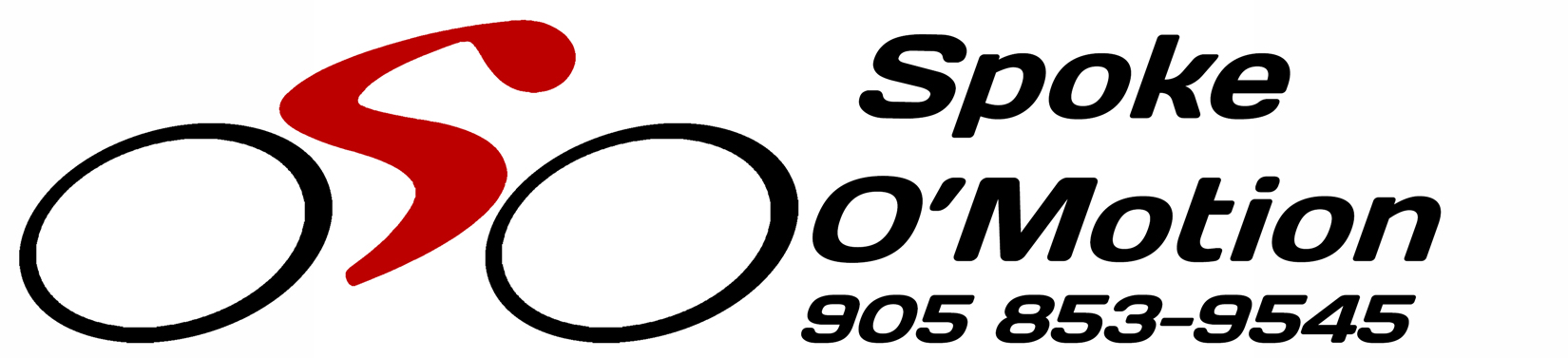 Spoke O'Motion Logo