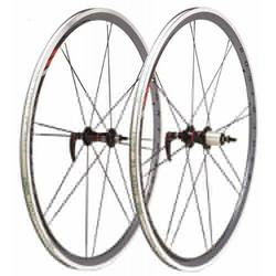 Bontrager WHEEL SET BONT RACE LITE AERO 650