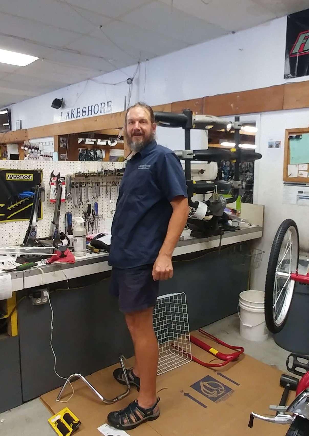 Employee Matt Witmer