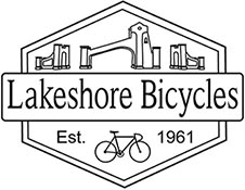 LakeShore Bicycles Logo