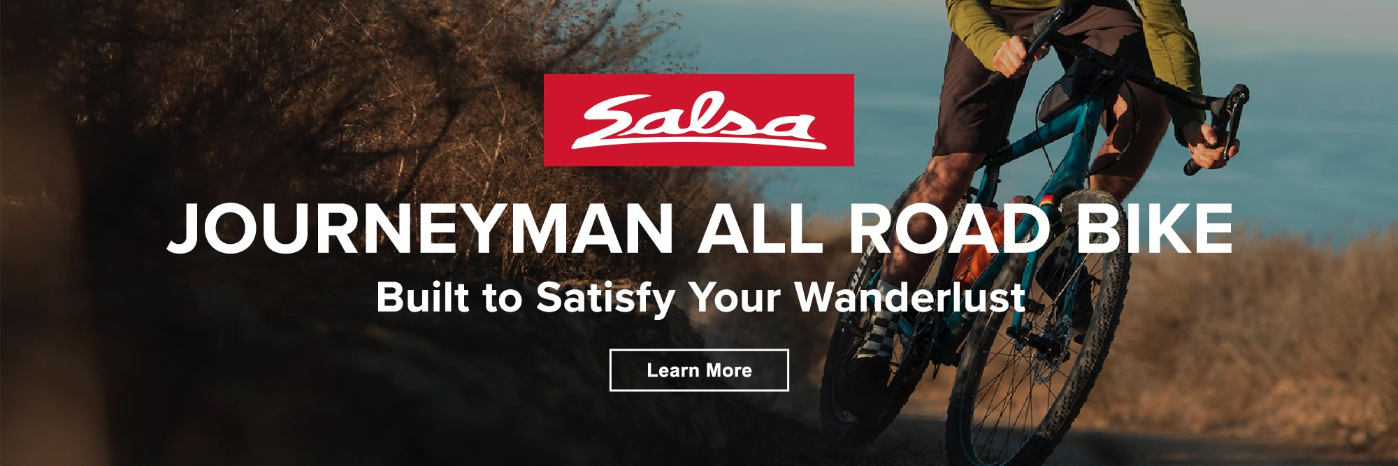 Salsa - JourneyMan Road Bike