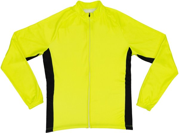 Bike513 Safety Series Thermal Long Sleeve Jersey