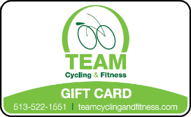 TEAM Cycling & Fitness Gift Card
