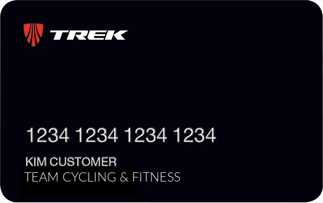 Trek Credit Card