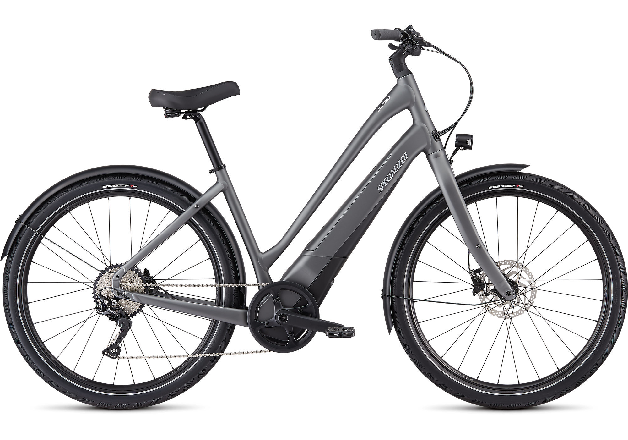 Specialized Como 4.0 Turbo Electric Demo Bike
