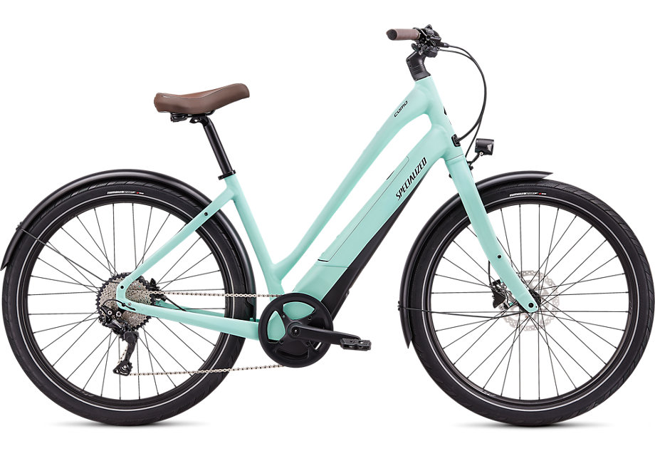 Specialized Como 4.0 Turbo Electric Rental Bike