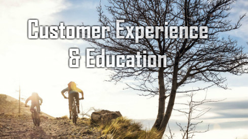 Customer Experience and education