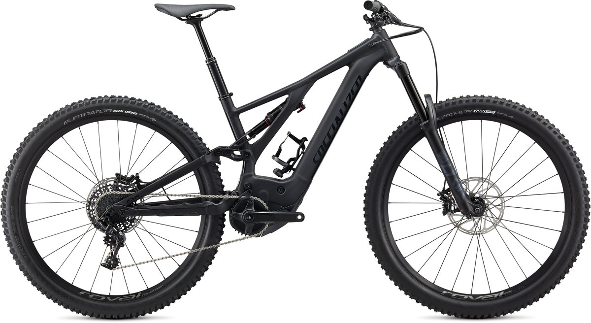 Specialized Levo Turbo Electric Mountain Demo Bike
