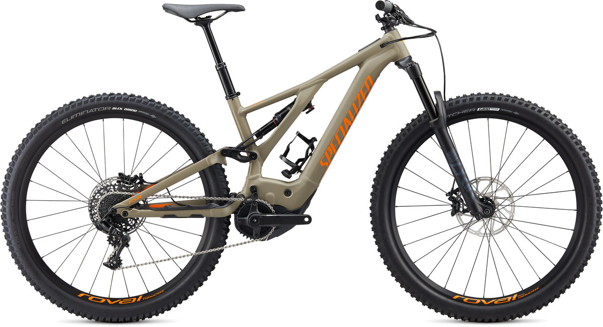 Specialzied Levo Turbo Comp Test E-Bike