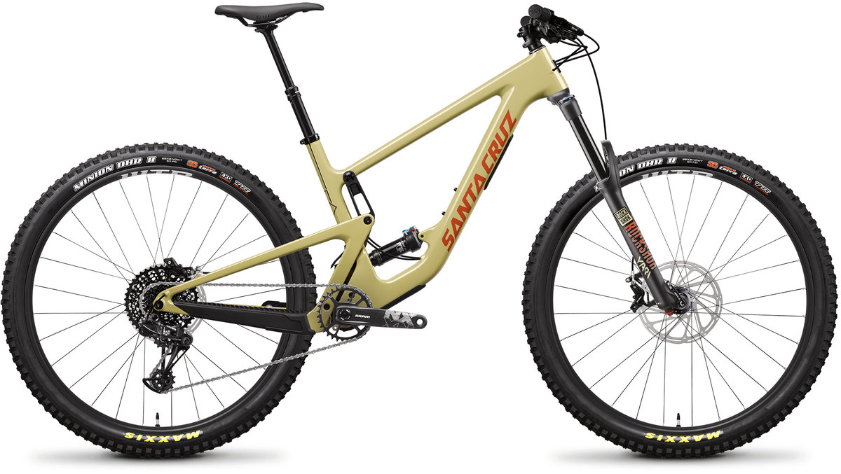 Santa Cruz Hightower Demo Bike