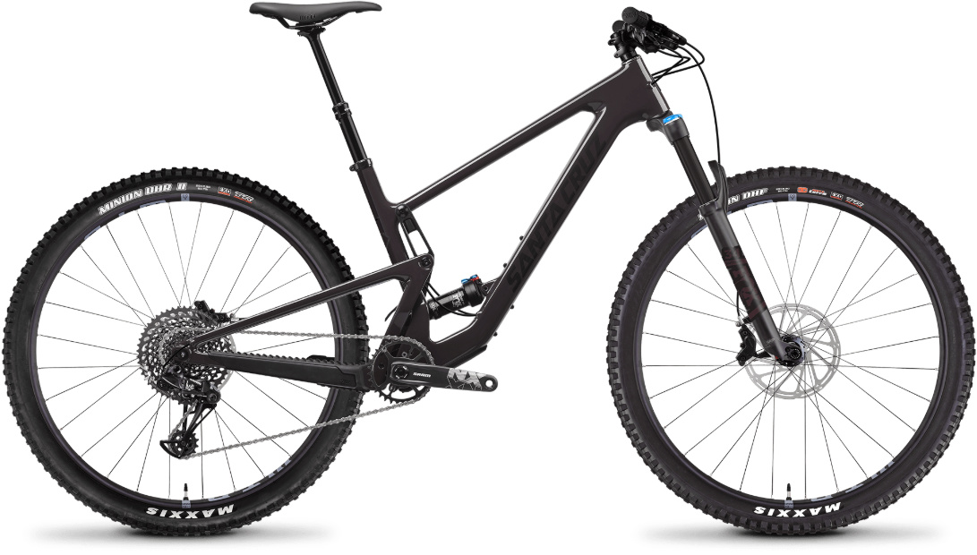Santa Cruz Tallboy Demo Bike
