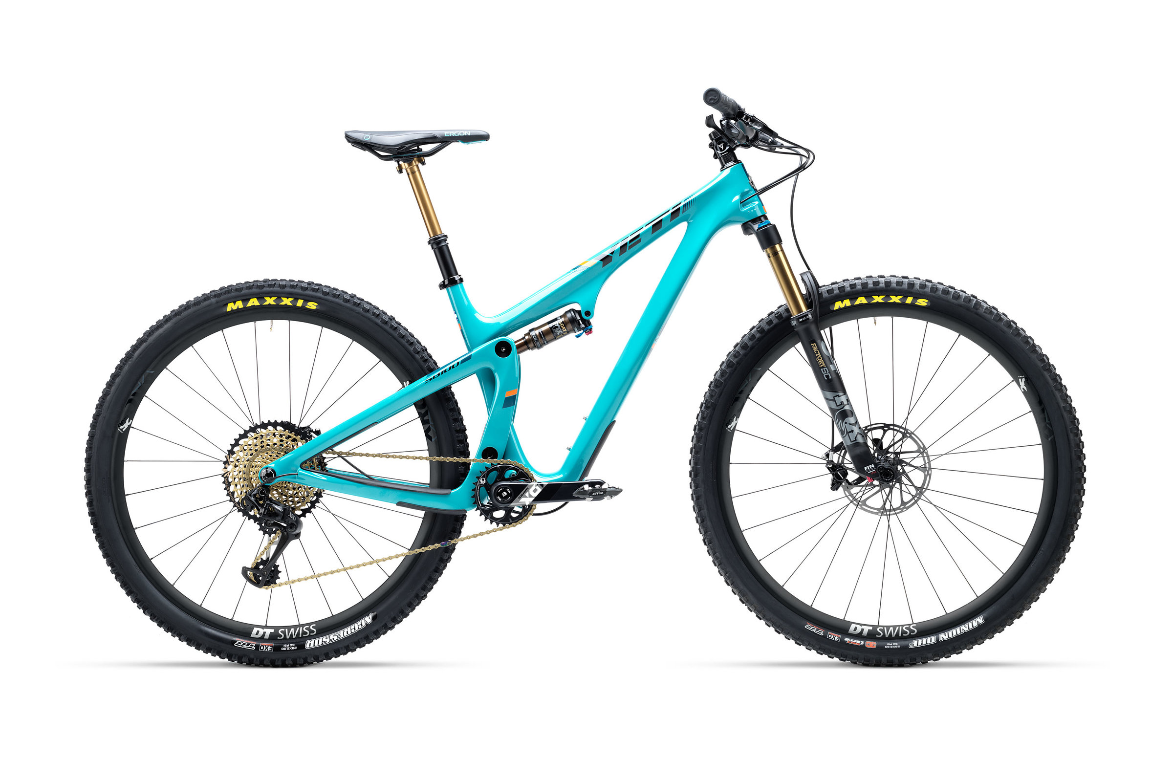 Yeti SB 100 Demo Bike