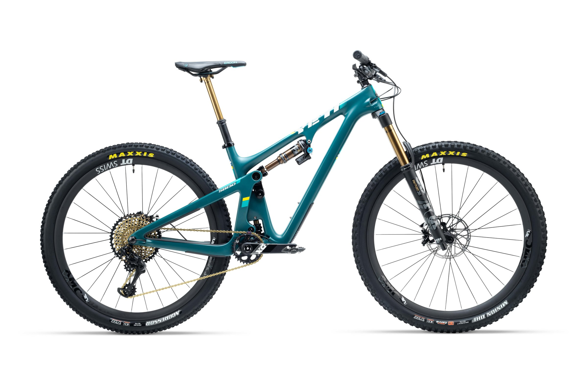 Yeti SB 130 Demo Bike