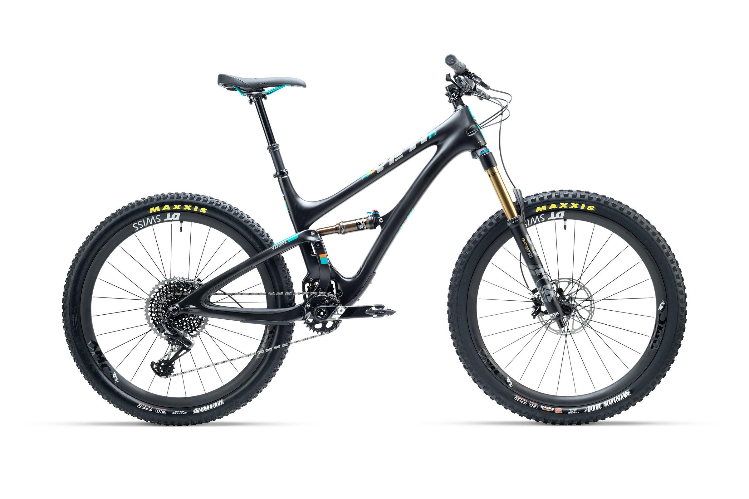 Yeti SB5 Demo Bike