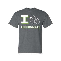 TEAM Cycling & Fitness I Bike Cincinnati T-Shirt