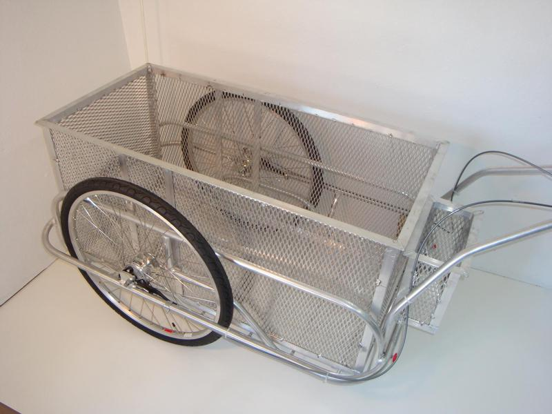 Cycle Tote Landscape Trailer
