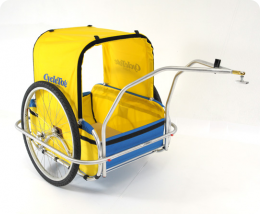 Cycle Tote Small Dog Trailer