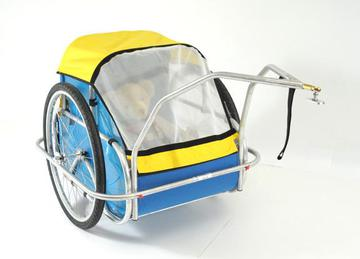CycleTote Bicycle Trailers Child Trailer for one or two Children