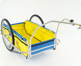 CycleTote Bicycle Trailers Large Cargo Trailer