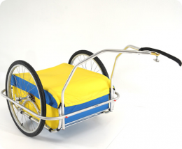 CycleTote Bicycle Trailers Small Cargo Trailer
